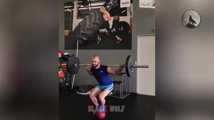 Виктор блуд: биография, рост, вес и возраст русского богатыря, атлета силового спорта, блогера