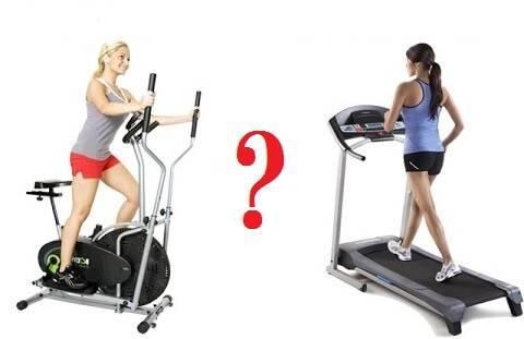Что лучше выбрать - беговая дорожка или эллиптический тренажер? | balproton.ru