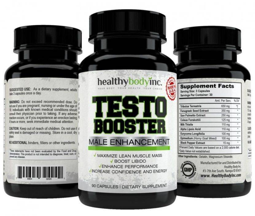 Бустеры тестостерона: для чего нужны, список наиболее эффективных