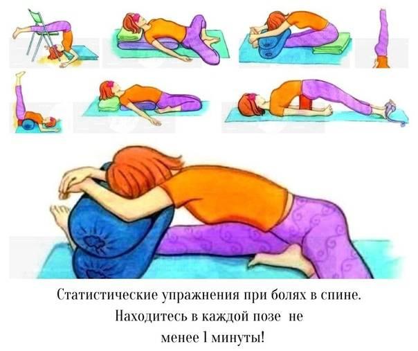 Медикаменты при боли в спине