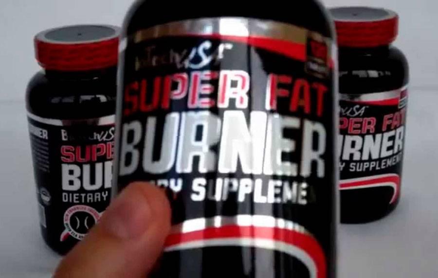 Biotech super fat burner – обзор жиросжигателя
