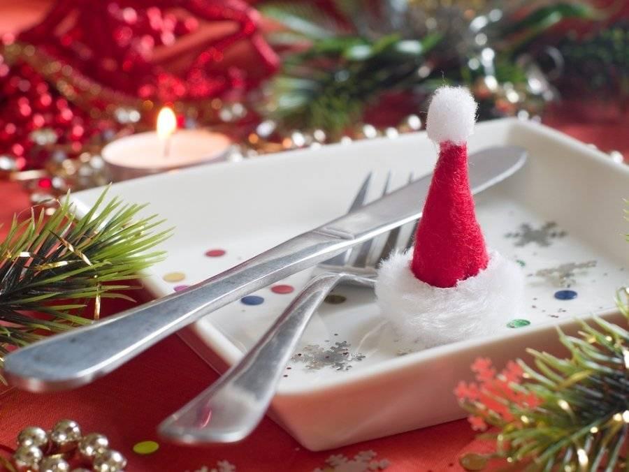 Как похудеть к новому году и не набрать вес за праздники