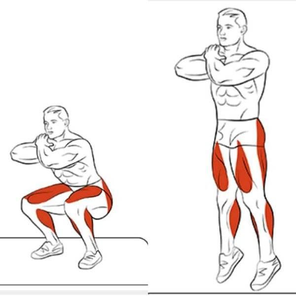 Как накачать икры ног мужчине в домашних условиях быстро: упражнения