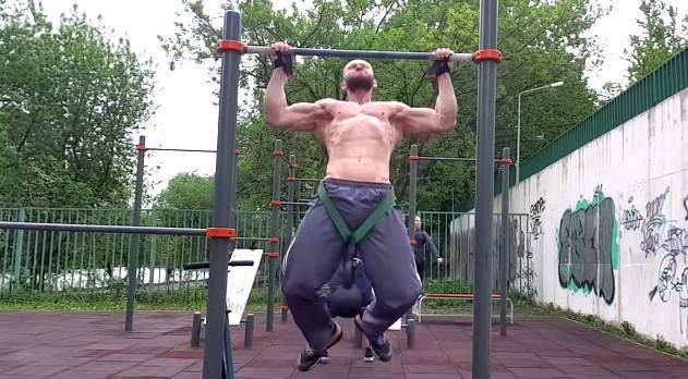Виды подтягиваний на турнике (с видео)   musclefit