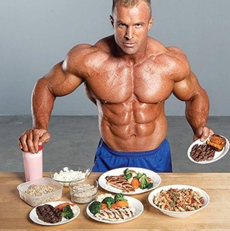 Питание для роста мышц - fitlabs / ирина брехт