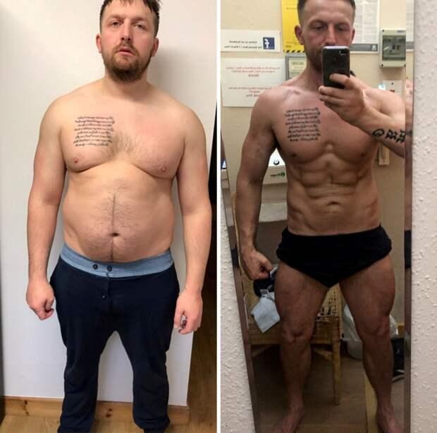Как сжечь жир и набрать массу, диета на рельеф мышц