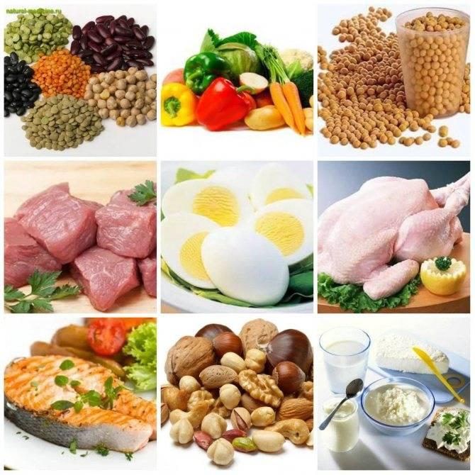Высокобелковые продукты для роста мышечной массы и похудения | бомба тело
