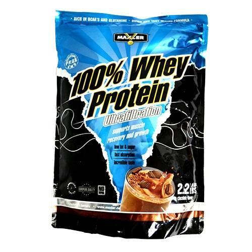Ultrafiltration whey protein 908 гр - 2lb (maxler)