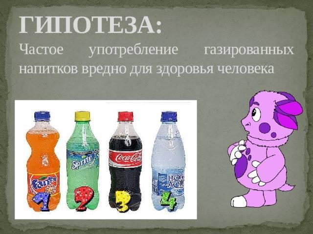 Любимый вкус детства. рецепты приготовления полезной газировки