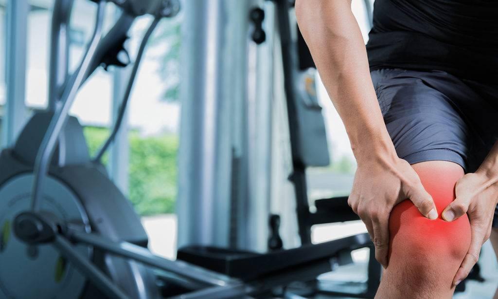 Спортивные травмы. профилактика и лечение