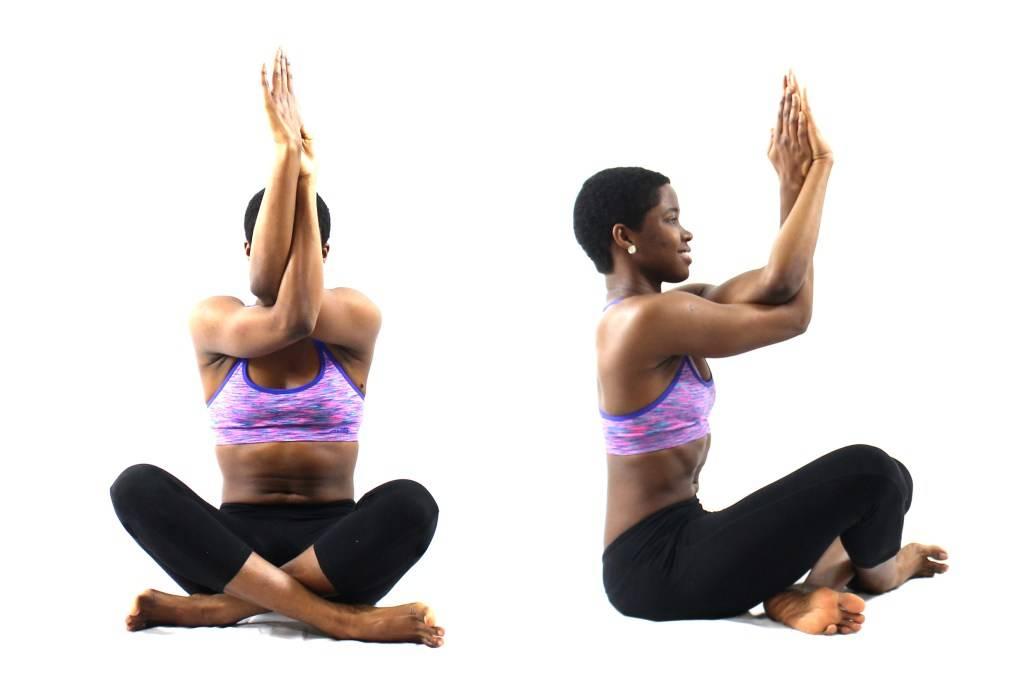 Лечебный массаж плечевого сустава