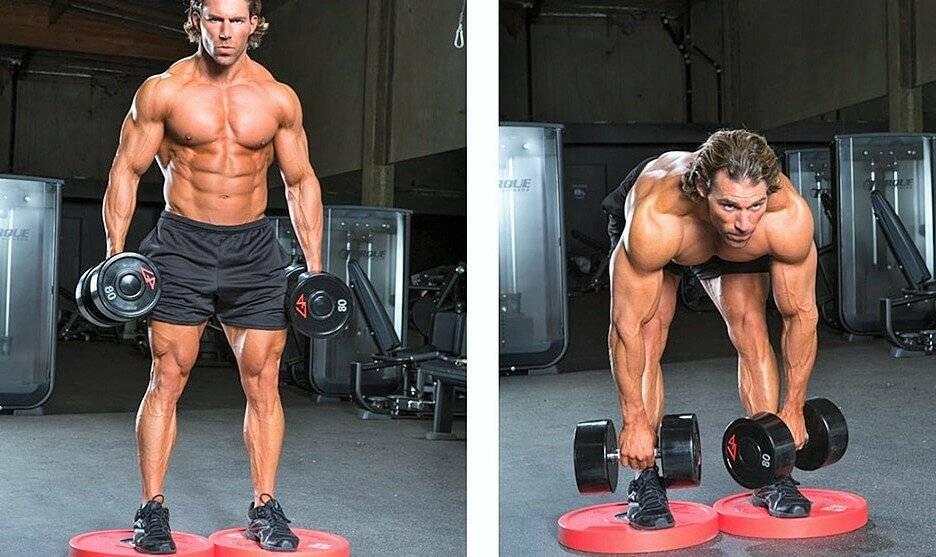 Как накачать мышцы ног мужчинам дома — спорт и красота