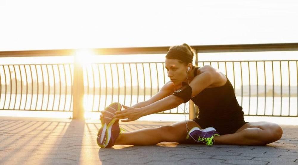 Польза растяжки перед тренировкой