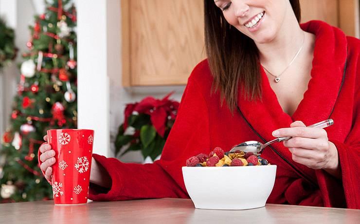 Как быстро и безопасно похудеть к новому году