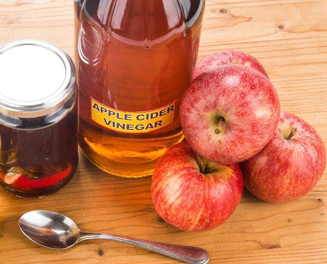 Как правильно пить яблочный уксус для похудения, его польза и вред для организма