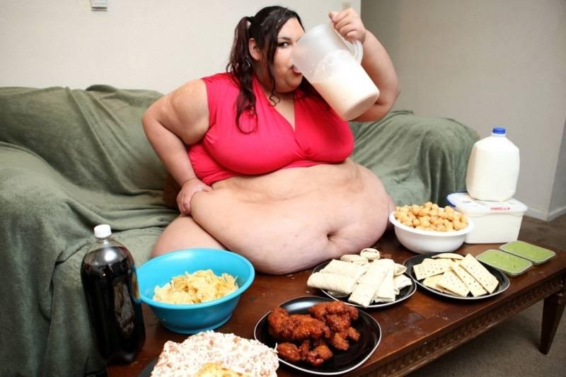 Как мы толстеем? - fitlabs / ирина брехт