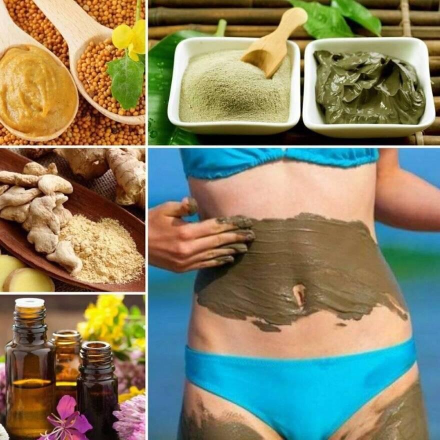 Обертывания - цена процедуры обертывания тела для похудения в москве - «новоклиник»