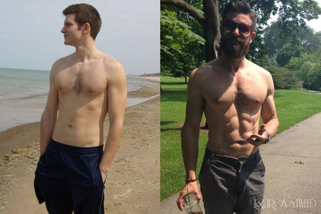 Как набрать массу тела худому парню в домашних условиях: спортивное питание и спорт