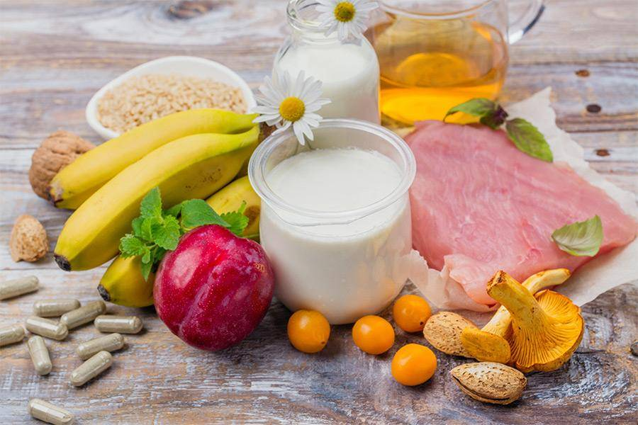 В каких продуктах питания содержится меланин