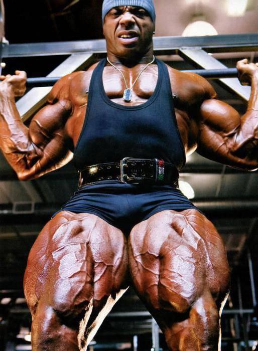 Тони фримен: фото, рост, вес, программа тренировок