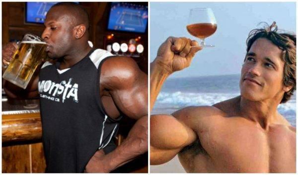 Алкоголь и физическая работоспособность   fpa