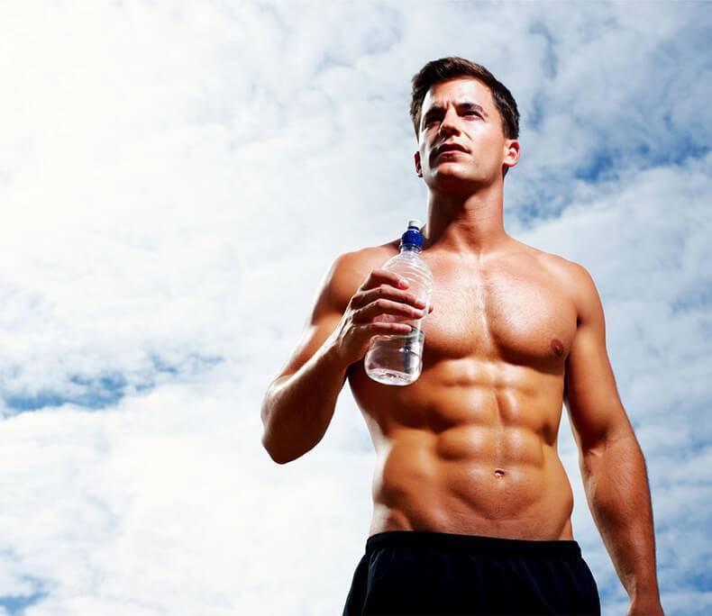 Правильное начало дня — утренняя зарядка для мужчин