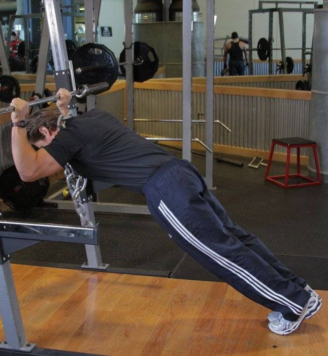 Отжимания в стойке на руках: техника выполнения, какие мышцы работают