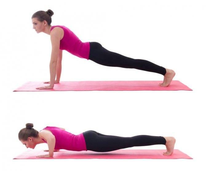 Упражнения для похудения рук и плеч - как похудеть быстро и эффективно в домашних условиях