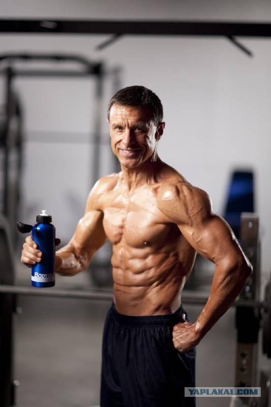 Бодибилдинг и атлетизм после 50 лет: можно ли накачаться мужчине в 50 лет