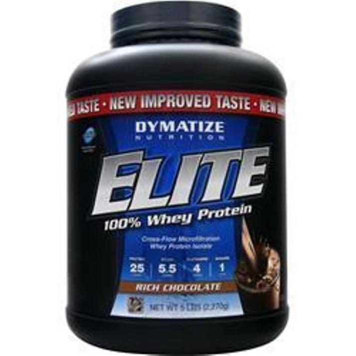 Elite 100% whey protein  930 гр - 2lb (dymatize) купить в москве по низкой цене – магазин спортивного питания pitprofi
