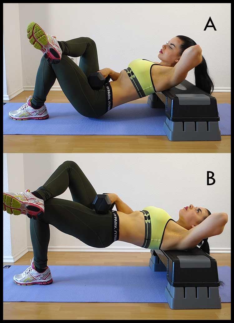 Как подтянуть и накачать круглую попу: упражнения для верхней, средней и нижней части ягодиц