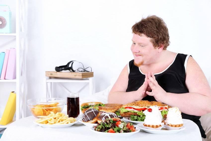 От чего человек толстеет: причины и методы их устранения