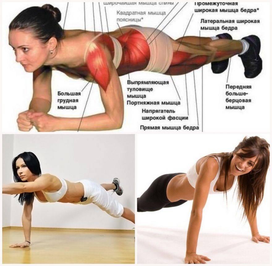 Как правильно делать боковую планку: техника упражнения с фото, польза планки на боку