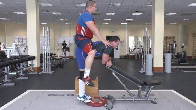 Подъём на носки — техника и вариации