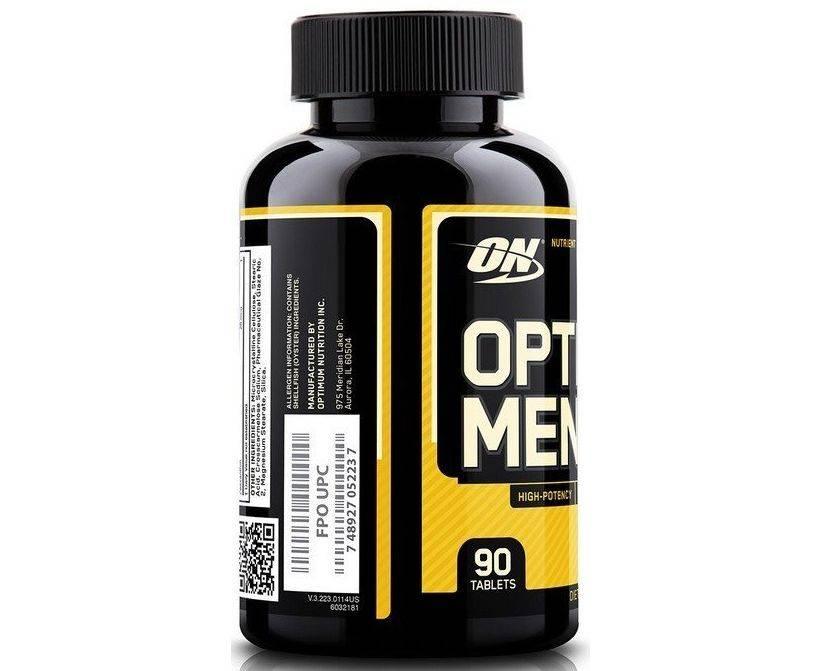 Opti-men 150 табл (optimum nutrition)