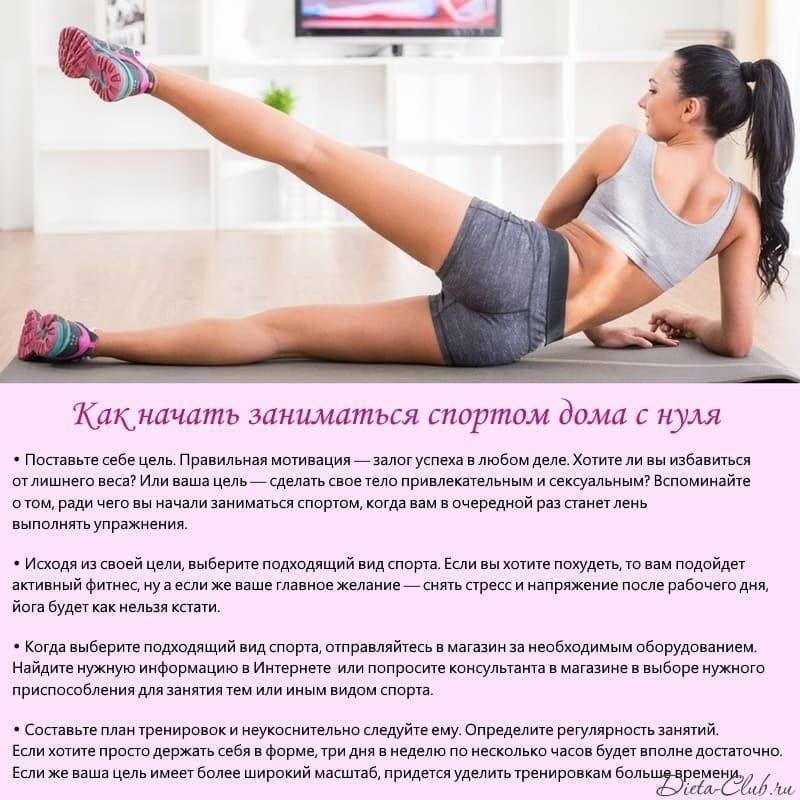 Сколько раз в неделю эффективно заниматься фитнесом