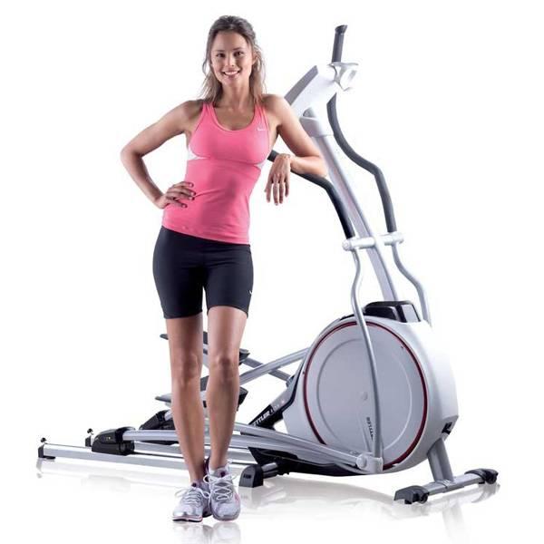 Эллиптический тренажёр: какие мышцы работают при занятиях на эллипсоиде