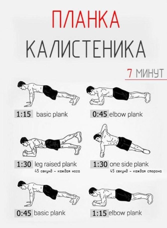 Топ-6 причин стоять в планке 5 минут каждый день: чем полезно упражнение - леди