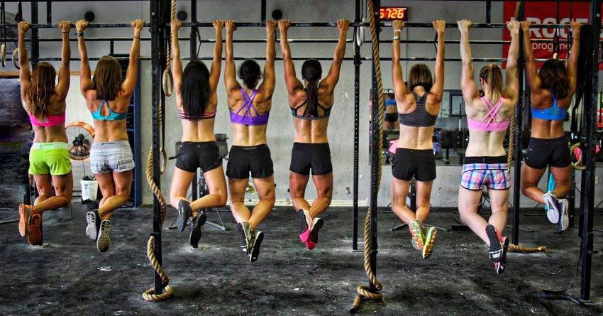 Кроссфит — универсальные тренировки для всех