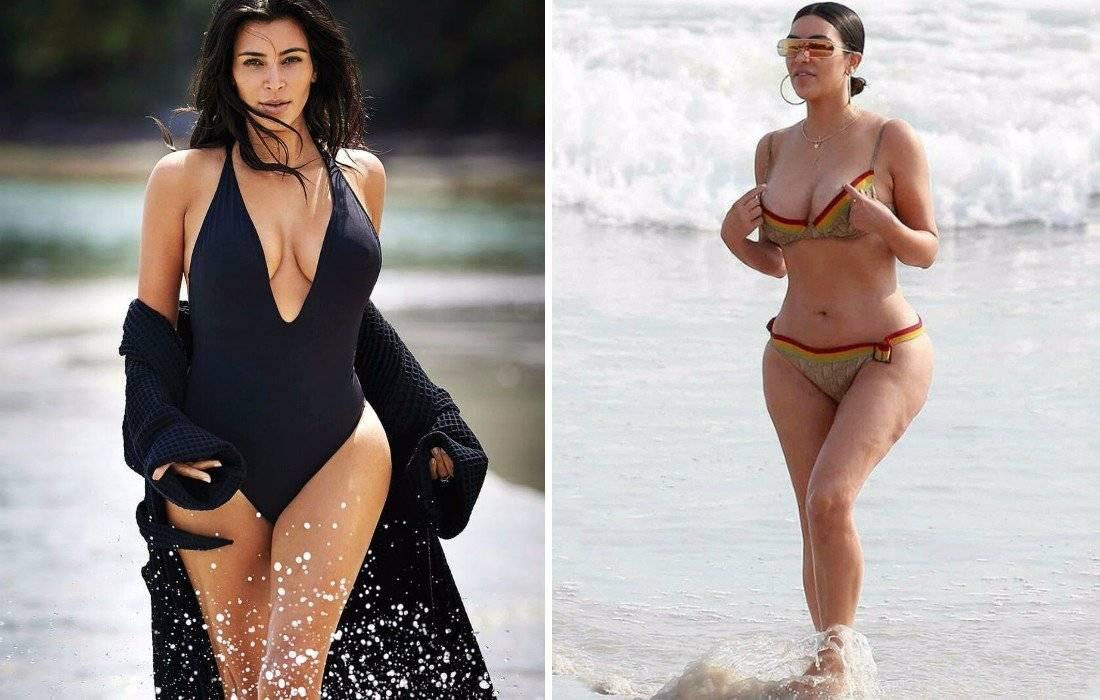 6 полных моделей, которые похудели (и не всем это понравилось) | bonamoda