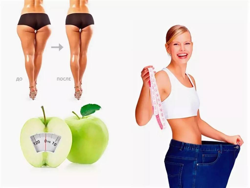 Как быстро похудеть на 5-10 килограммов в домашних условиях