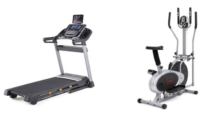 Выбираем: беговая дорожка или эллиптический тренажер - livelong