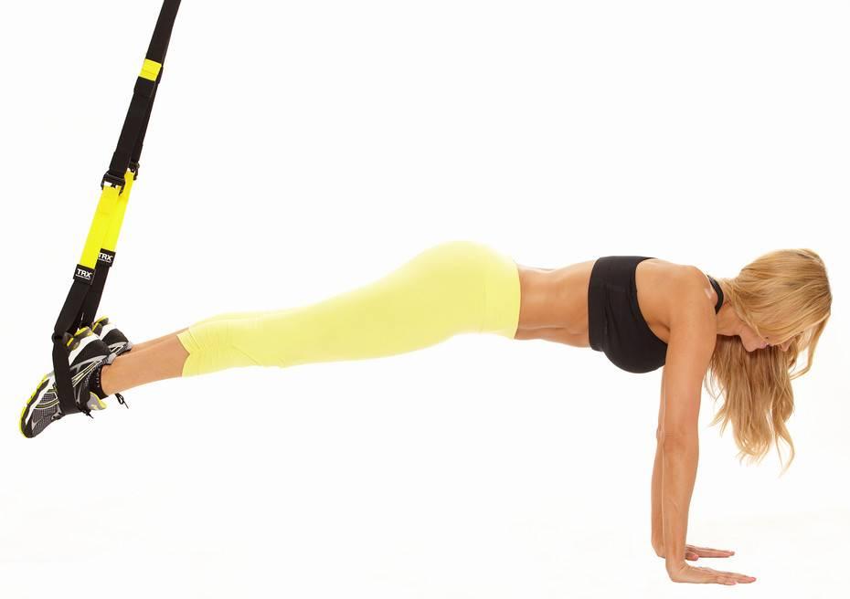 Тренировочные петли trx: упражнения и программа тренировок (комплексы)