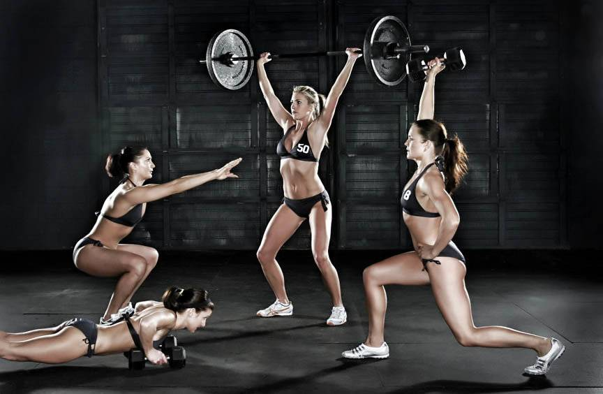 Программа тренировок для похудения и принципы успеха