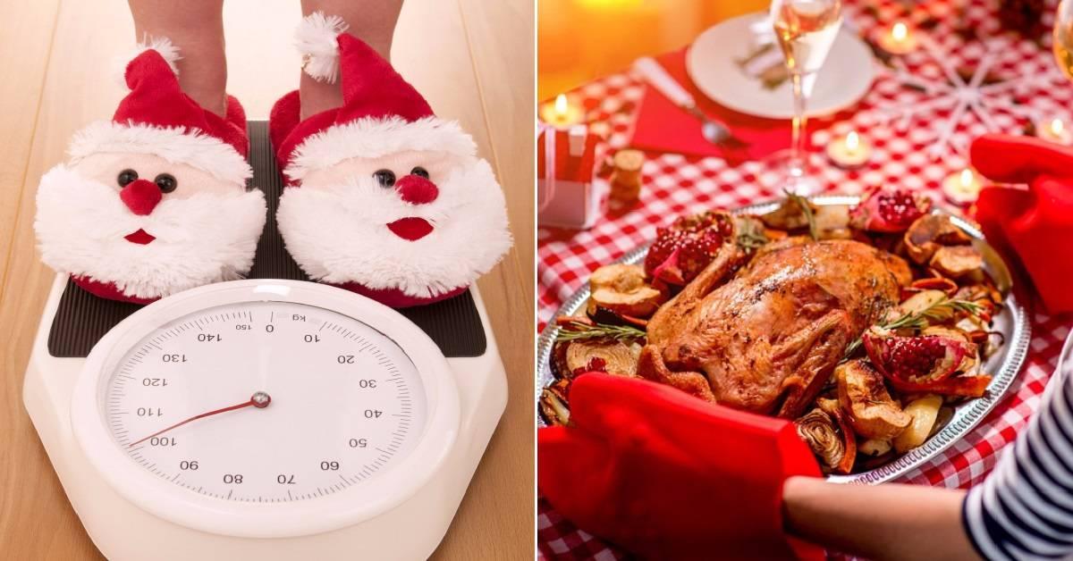 Как похудеть после праздников без вреда для здоровья