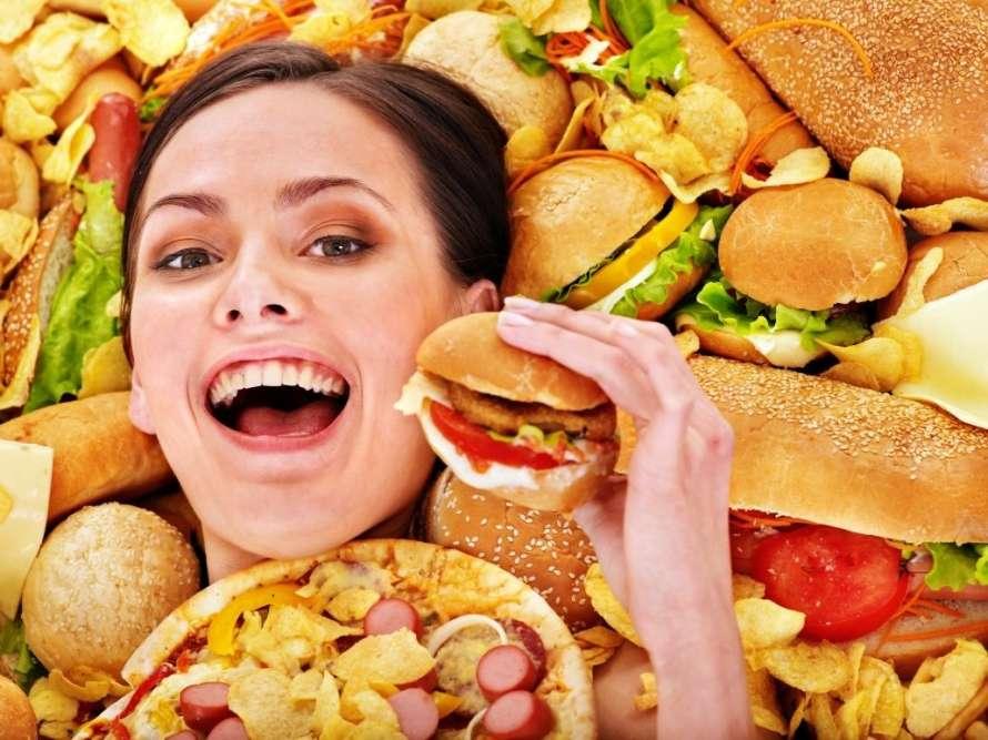 Продукты, от которых не толстеют