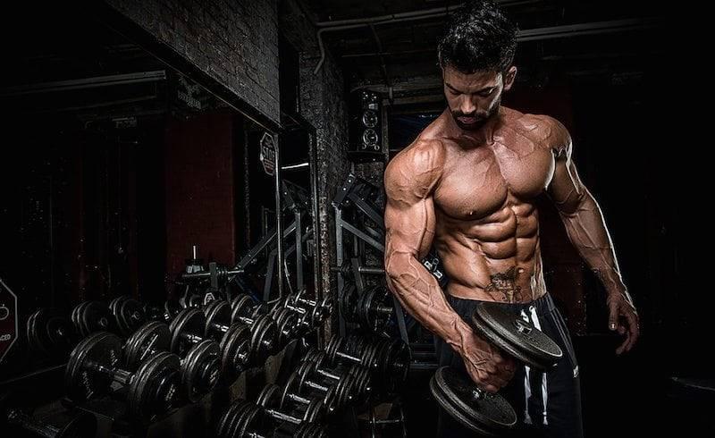 Сержи констанс тренировка спины