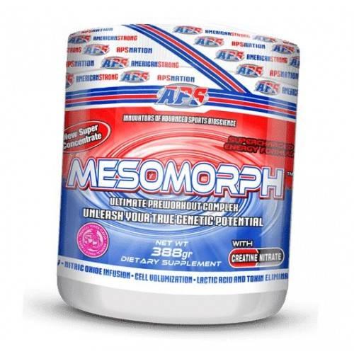 Mesomorph купить в москве, предтренировочный комплекс (предтреник) мезоморф