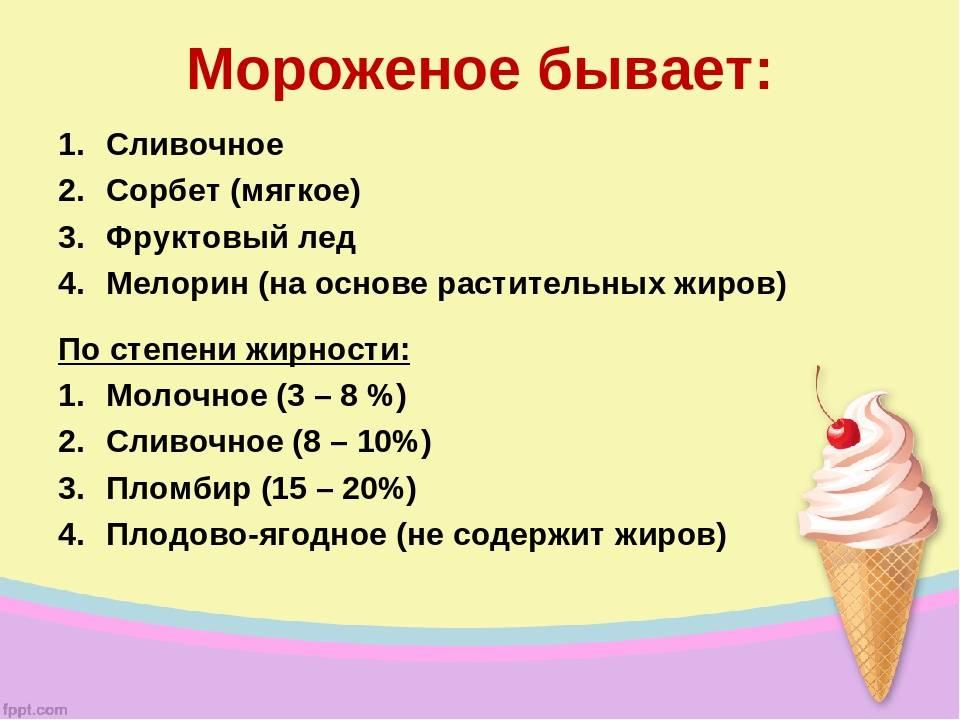Может ли мороженое быть полезным?