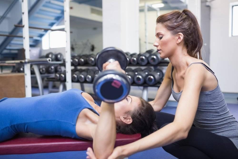 Как тренироваться в тренажерном зале без тренера: программа тренировок